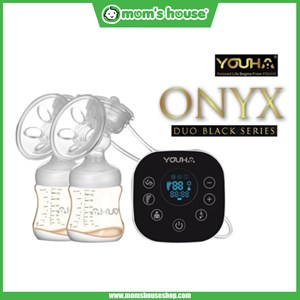 YOUHA : ONYX DUO BLACK SERIES (RECHARGEABLE)