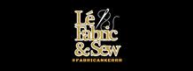 Le Fabric & Sew