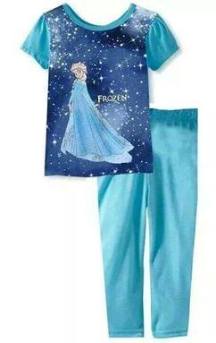 Frozen Pyjama 016