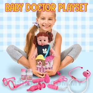 BABY DOCTOR PLAYSET