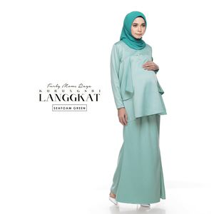Sri Langgkat Kurung - Sea Green