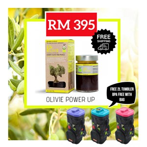 OLIVIE POWER UP 340gm