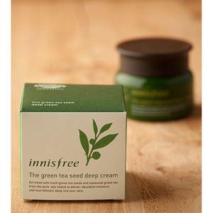 INNISFREE The Green Tea Seed Deep Cream