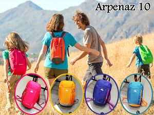 Arpenaz 10 backpack n00924