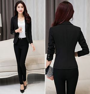 Slim Long Sleeve Coat