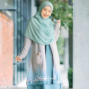 CLAUDYA SUIT IN VERSATILE CARDIGAN 02 (SPEAR MINT)
