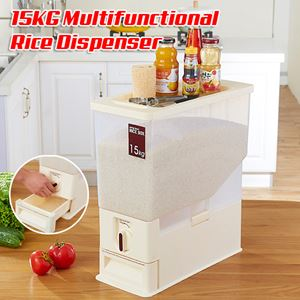 15KG multifunctional Rice Dispenser