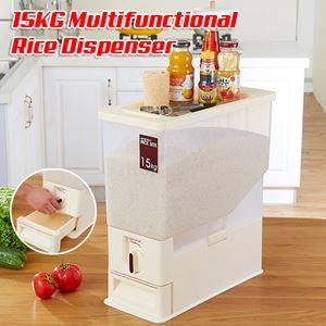 15KG multifunctional Rice Dispenser