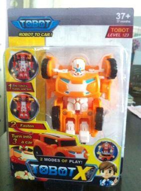 Toys - Tobot X