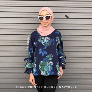 TRACY PRINTED BLOUSE