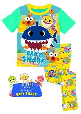 Baby Shark Pyjamas - A 544