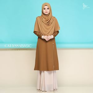CALYSSA BASIC CASUALITY (OLIVE BROWN)