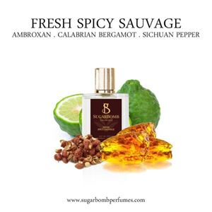 FRESH SPICY SAUVAGE 30ML