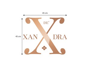 STICKER DE'XANDRA (LARGE)