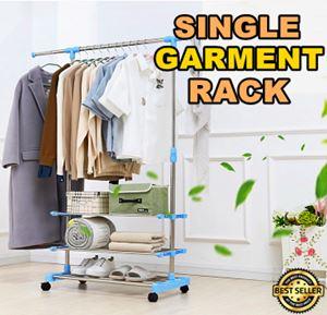 SINGLE GARMENT RACK