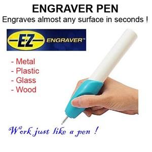 EZ ENGRAVER DIY IT Pen Label
