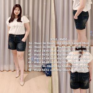 9762 *Ready Stock*Waist 34 to 52 inch/ 87-132cm