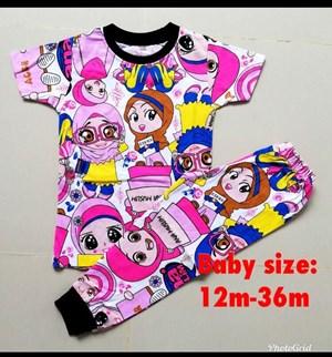 Pyjamas ANA MUSLIM SCHOOL EDITION : BABY 12M- 36M