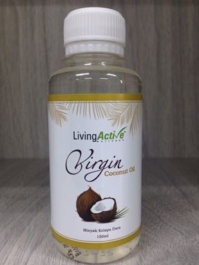 Virgin Coconut Oil 150ml
