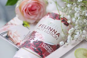 FELINNA HOT LOTION