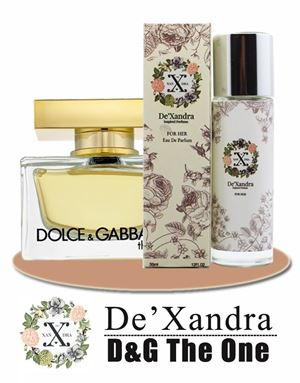 THE ONE BY DOLCE GABANNA