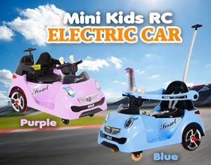 MINI KIDS REMOTE CONTROL ELECTRIC CAR