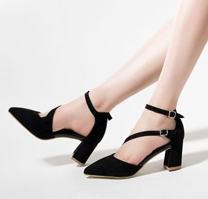Shoe 2738 Black | Gray