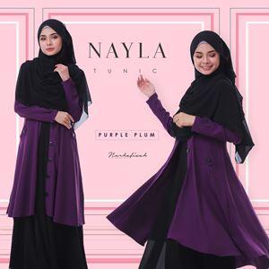 NAYLA ( Purple Plum  )