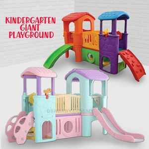 KINDERGARTEN GIANT PLAYGROUND