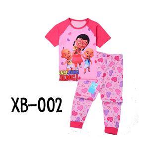 CALUBY XB-002 Kids Pyjama (2-7 tahun)
