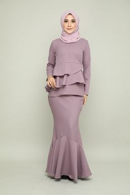 ROSSEL KURUNG - DUSTY PURPLE