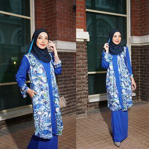 Baju Kebarung Jameela (KJ108)