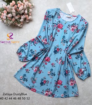 ZATISYA DUSTY BLUE