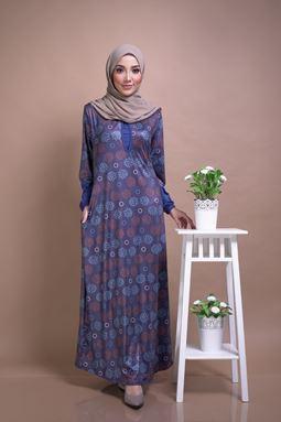 Jubah 'Aisyah (JA109) Size Petite Only