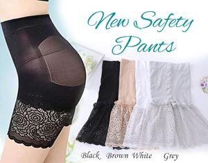 BISOKUHANAMAI Safety Slimming Panties (WHITE)