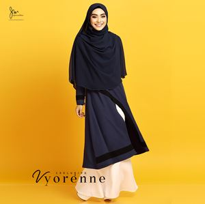 VYORENNE EXCLUSIVE (Navy Blue)