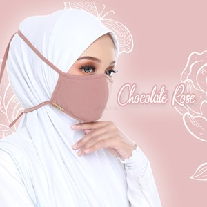 FACEMASK LIMITED EDITION (CHOCOLATE ROSE)