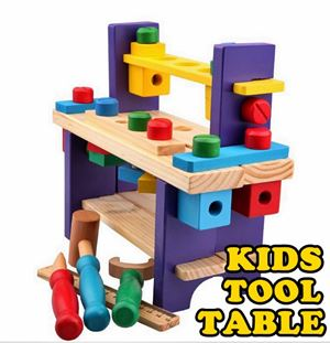 KIDS TOOL TABLE