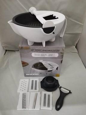 Multifunction Kitchen Food Vegetable Mandoline Chopper Cutter Slicer Grater