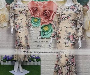 Dress Karina Cream