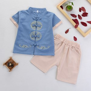 KIDS SAMFU - SET  2 ( SIZE 90-130 )