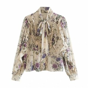 INSPIRED FLORAL PRINTS MINI TOP