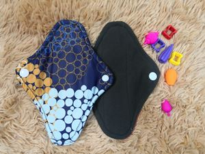 Cloth Pad - Modern (Lively)  Size S