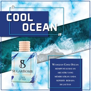 COOL OCEAN - INDOOR PERFUME