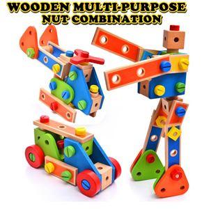 WOODEN MULTI-PURPOSE NUT COMBINATION