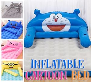 Inflatable Kartun Bed c/w Electric Pump
