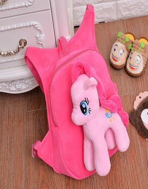 LITTLE PONY BAGPACK PINKY-02
