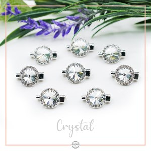 Brooch Rivoli Luxe Crystal