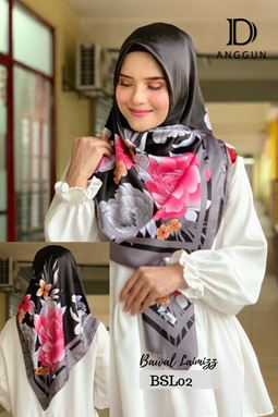 Bawal Satin Laimizz (BSL02)