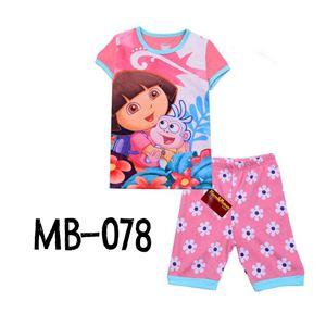 CALUBY MB-078 Kids Pyjama (6T)